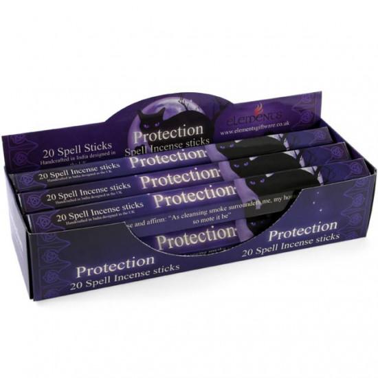 Protection Spell - Røkelsespinner