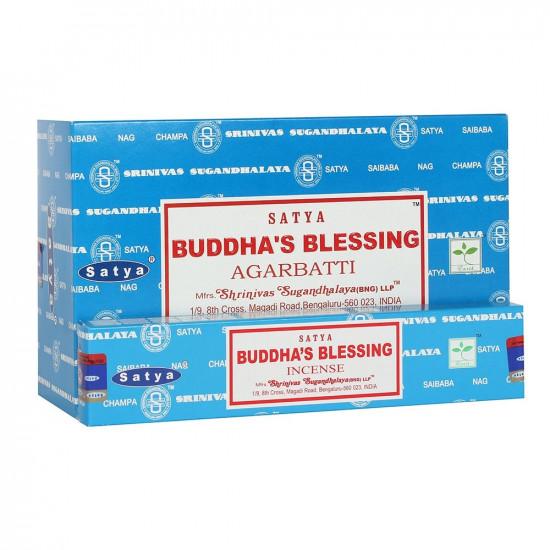 Nag Champa Buddhas Blessing - Røkelsespinner