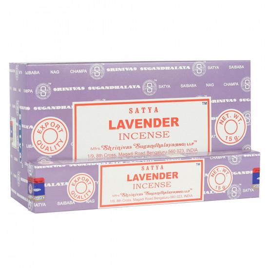 Nag Champa Lavender - Røkelsespinner