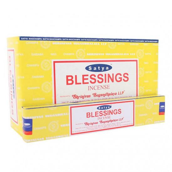 Nag Champa Blessing - Røkelsespinner