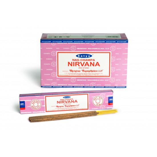 Nag Champa Nirvana - Røkelsespinner