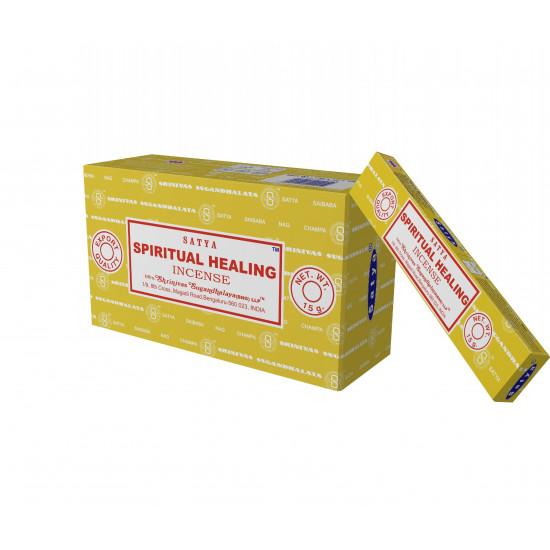 Nag Champa Spiritual Healing - Røkelsespinner