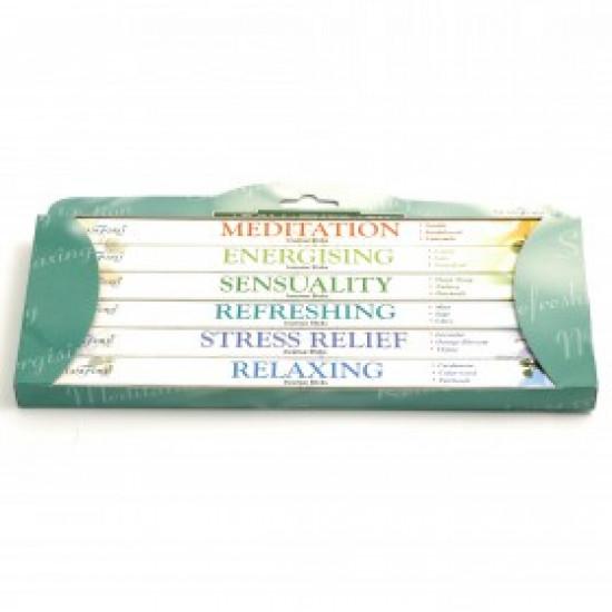 Aromatherapy Gift Pack - Røkelse