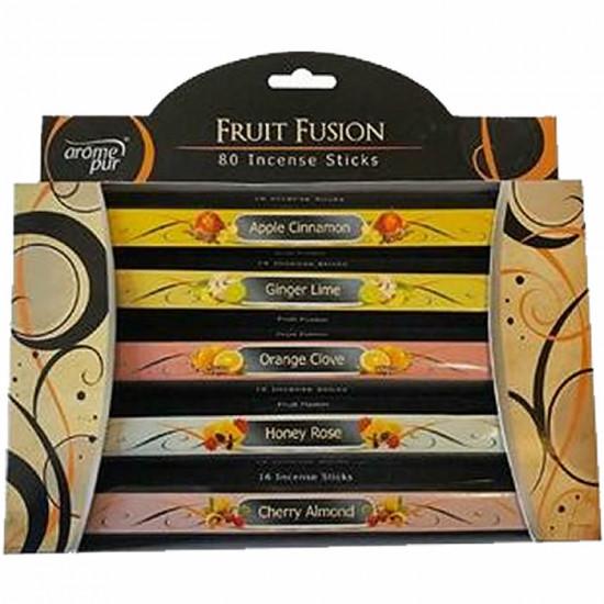 Fruit Fusion Gift Pack - Røkelse