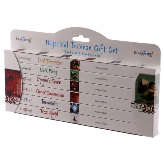 Mystical Premium gift pack - Røkelse