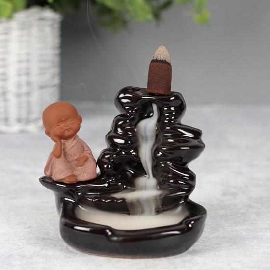 Backflow - Baby Buddha - Røkelsesholder