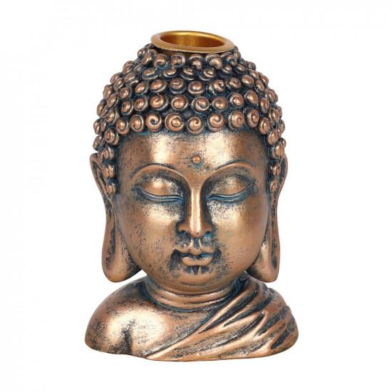 Backflow - Buddha hode - Røkelsesholder