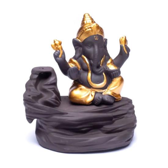 Backflow - Ganesha - Røkelsesholder