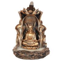 Backflow - Buddha - Røkelsesholder