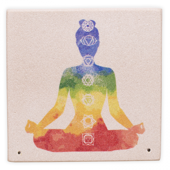 Chakra meditasjon - Røkelsesholder