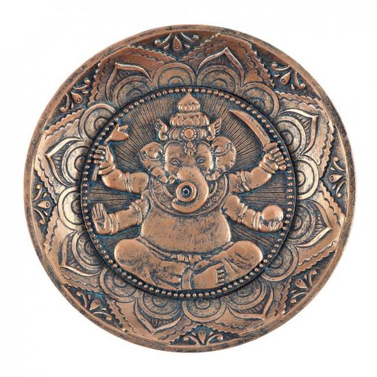 Ganesh - Kobber - Røkelsesholder