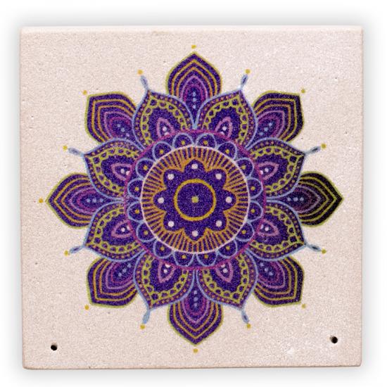 Mandala - Røkelsesholder