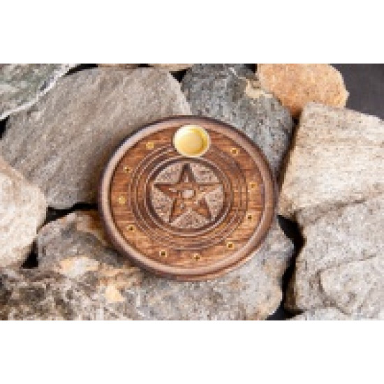 Pentagram - Røkelsesholder
