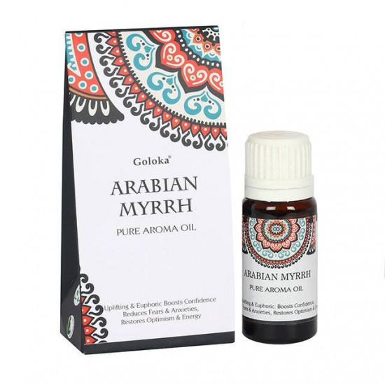 Goloka - Arabian Myrrh - Fragrance Oil