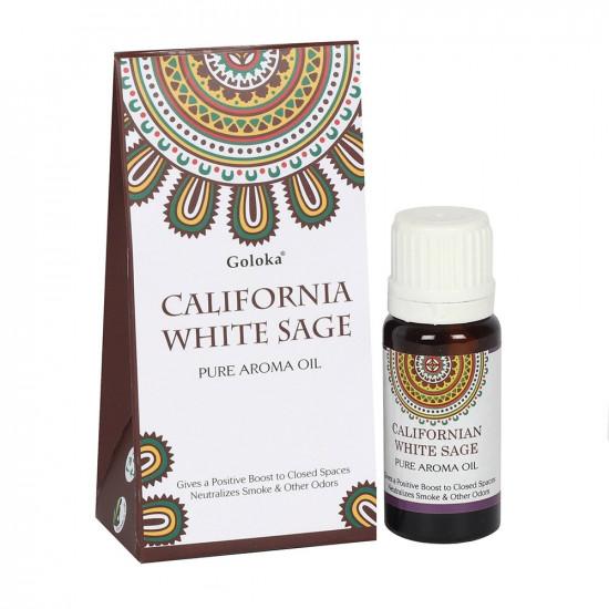 Goloka - California White Sage - Fragrance Oil