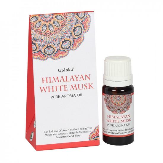 Goloka - Himalayan White Musk - Fragrance Oil