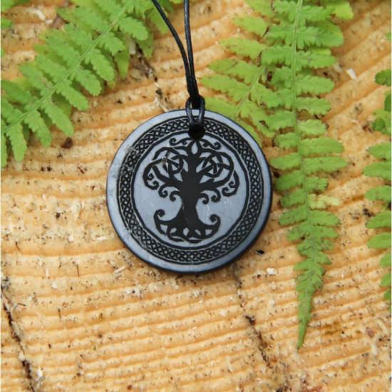 Shungitt - Tree of life - Anheng