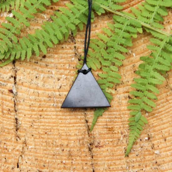 Shungitt - Male triangle - Anheng