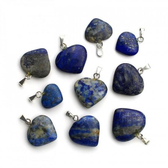 Hjerte - Lapis Lazuli - Anheng