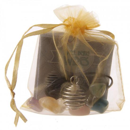 Healing stones - Smykkesett