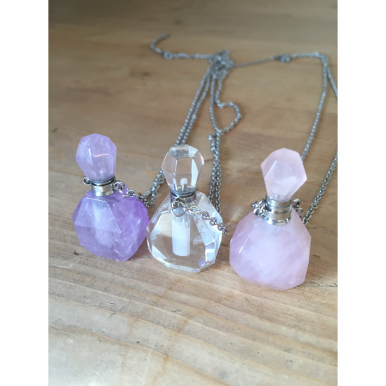 Krystall - Parfymeflaske