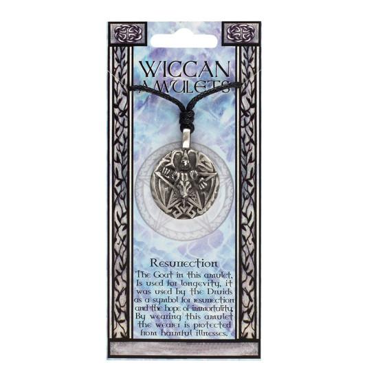 Wicca amulett - Resurrection