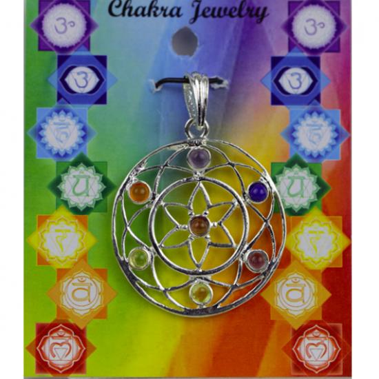 Chakra anheng - Mandala