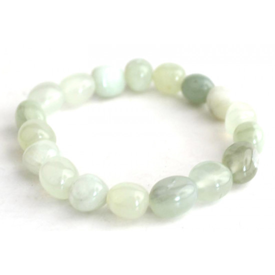 Serpentin, New Jade - armbånd