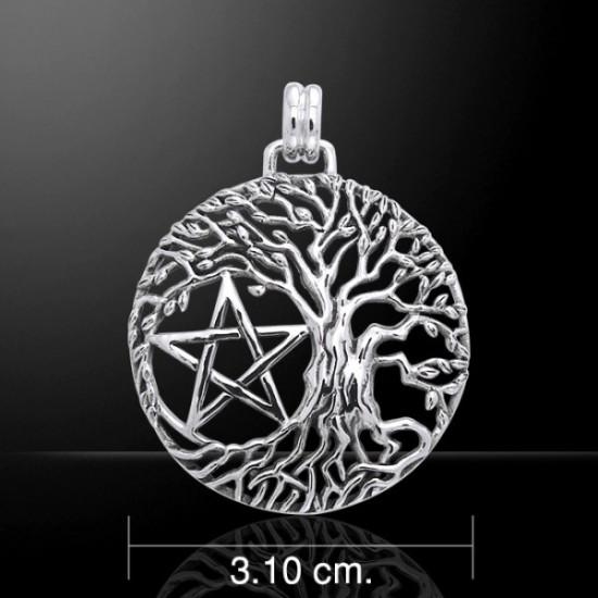 Tree of life Pentagram - Anheng