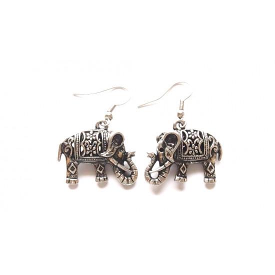 Elefant øredobber