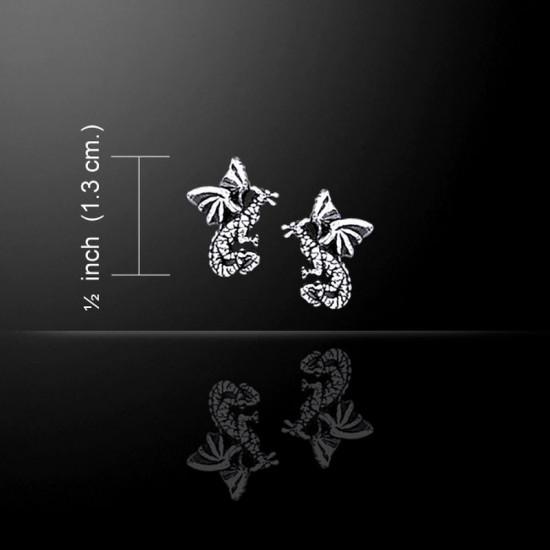 Flying Dragons - Sølvøredobber
