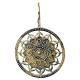 Lotus Mandala - Messing