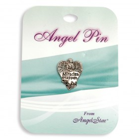 Angel pins - Miracles Happen