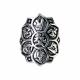 Lotus - Om Mani Padme Hum - Ring