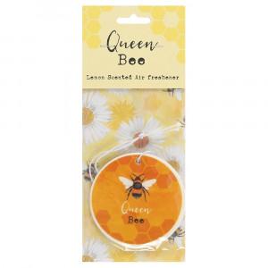 Queen Bee - Lemon -  Scented Air Freshener
