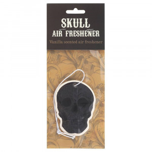 Skull - Vanilla - Scented Air Freshener