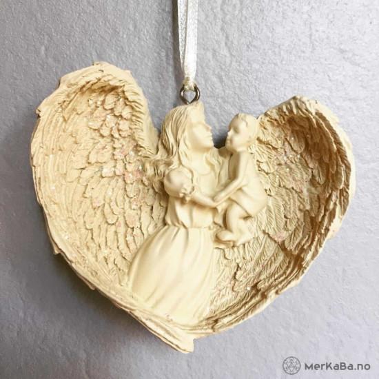 Hanging Blessings Angel - Love