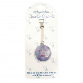 Screen Cleaner Charm - Protected by Angels