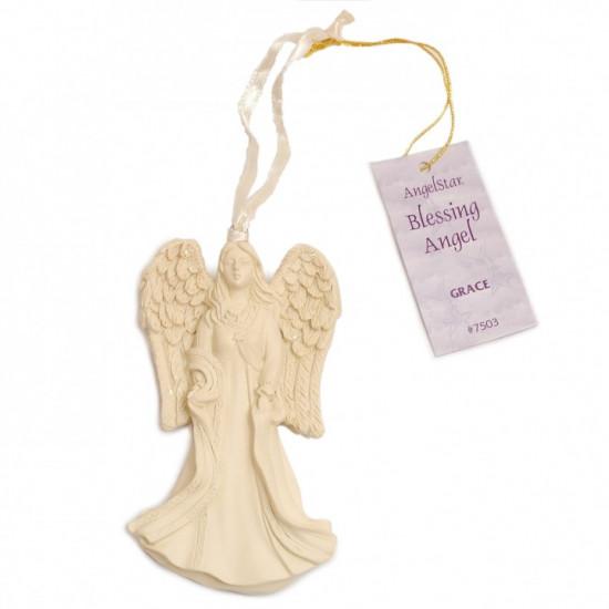 Hanging Blessings Angel - Grace