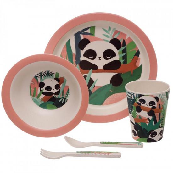 Panda - Barnesett