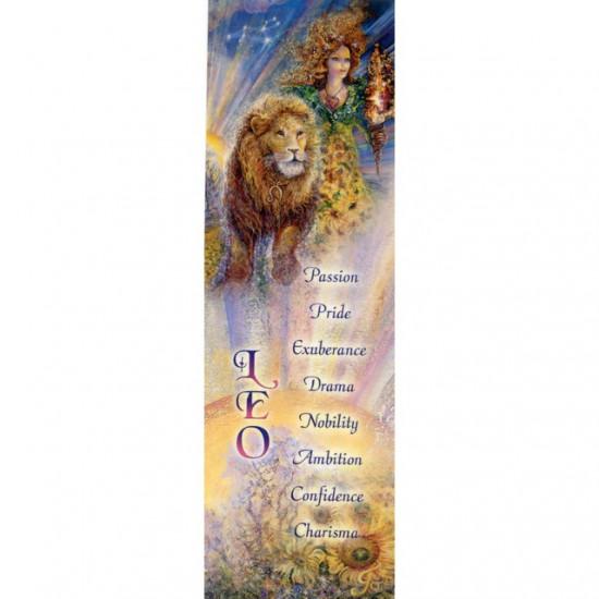 Løven - Bokmerke