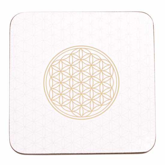 Flower of life - Bordbrikker