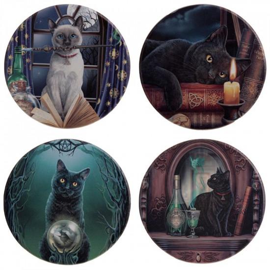 Katter - Bordbrikker