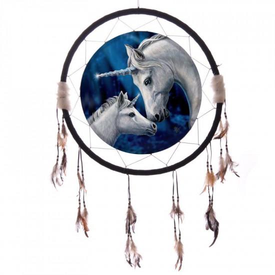 Sacred Love Unicorn - Drømmefanger - Gigant