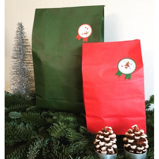 Forundringspakke - Grønn - Jul