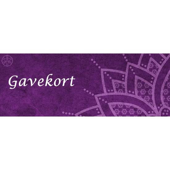 Gavekort - Merkaba - 700,-