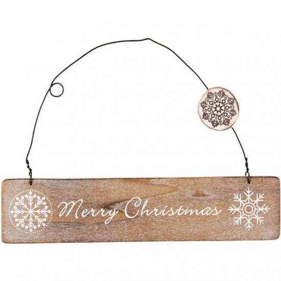 Merry Christmas - Skilt