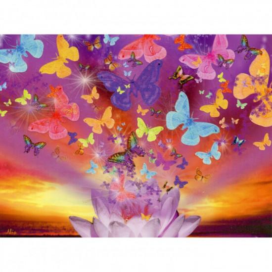 Birthday - Celestial Butterfly - Kort