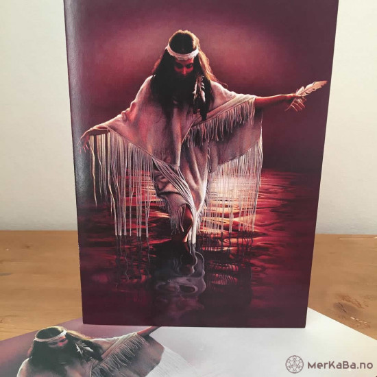 Native American - Golden Reflections - Kort