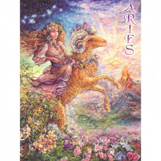 Zodiac - Aries - Kort